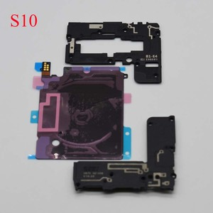 Image 1 - 3pcs/set Original For Samsung Galaxy S10 S10E S10 Plus G970 G973 G975 NFC Wireless Charging + Antenna Panel cover + loud speaker