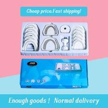 1 مجموعة مختبر الأسنان نموذج نظام ليزر دبوس آلة المعدات أداة على الجص نموذج العمل