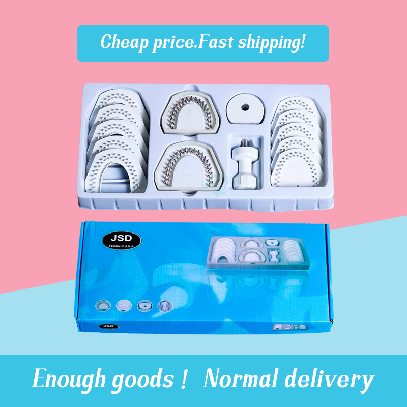 1Set Dental Lab Model System For Laser Pin Machine Equipment Tool On Plaster Model Work