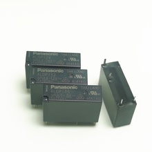Реле ALDP105 ALDP112 ALDP124, 20 шт./лот, 5 В, 12 В, 24 В, 5A, 4PIN, группа, как правило, открытые