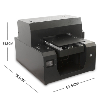 ONEVAN.6 color A3 automatic UV printer. Flat digital printing machine. Epson L1800 print head, DX4 generation nozzle