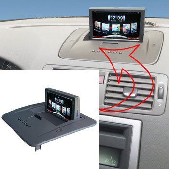 Car GPS navigation for VOLVO S40,C30,C70 with 6.2 inch touch screen USB player Bluetooth music image