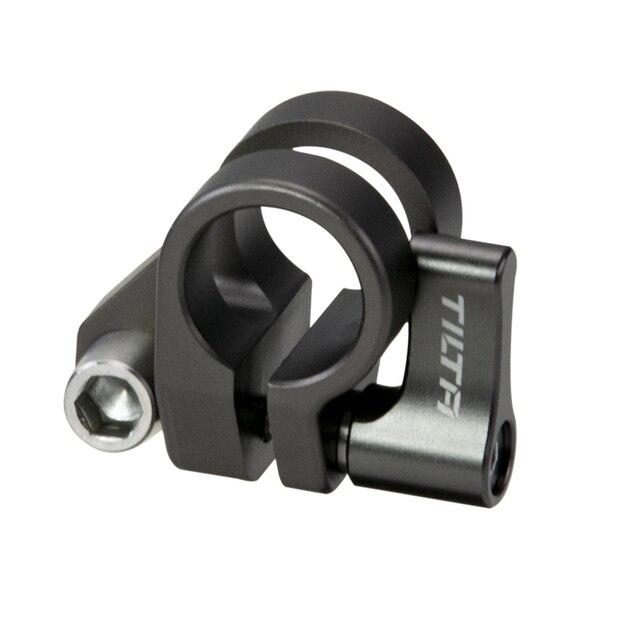 Tilta TA SRA 15 G 15mm צד יחיד מוט בעל מוט מתאם עבור Tilta bmpcc 4k 6K כלוב TILTA gh5 כלוב A7 כלוב 5d כלוב