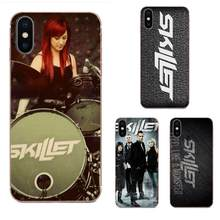Voor Apple Iphone 4 4S 5 5C 5S Se 6 6S 7 8 11 Plus Pro X xs Max Xr Silicone Skin Cover Koekenpan Rock Merk Logo John Cooper Poster(China)