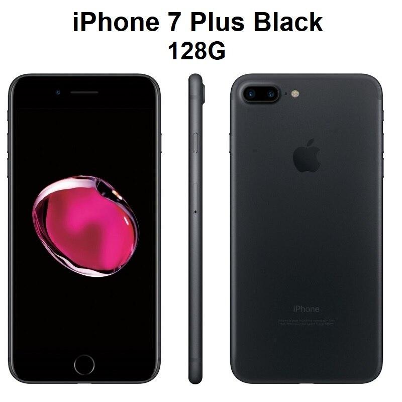 7 Plus Black 128G