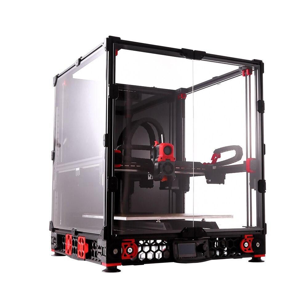 Набор для 3D-принтера Voron 2,4 CoreXY с разными размерами печати на выбор