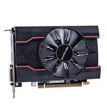 SAPPHIRE — Carte graphique AMD Radeon RX-550, 4 Go GDDR5, PCI-E x16, originale, processeur vidéo pour ordinateur de bureau et de jeu