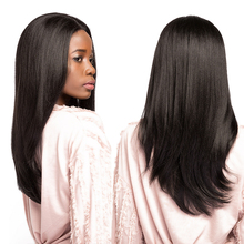 SOKU Synthetic Lace Front Wigs With Baby Hair Heat Resistant Glueless Free