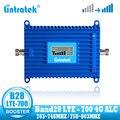 Lintratek 4G LTE 700 mhz Band 28 усилитель сигнала мобильного телефона ретранслятор сотовый усилитель сигнала B28 интернет ретранслятор