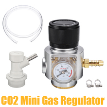New CO2 Gas Regulator CO2 Gas Regulator Gas Line Corny Cornelius Keg Charger Ball Lock For Sodastream Bottle with Thread T 21x 4 джинсы муж new albert chino gas
