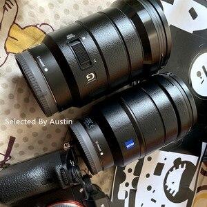 Image 5 - פרימיום עדשת עור לעטוף כיסוי מגן ללבוש מקרה עבור Sony 16 35 f4 24 70 2.8GM 70  200 2.8GM f4 70 300