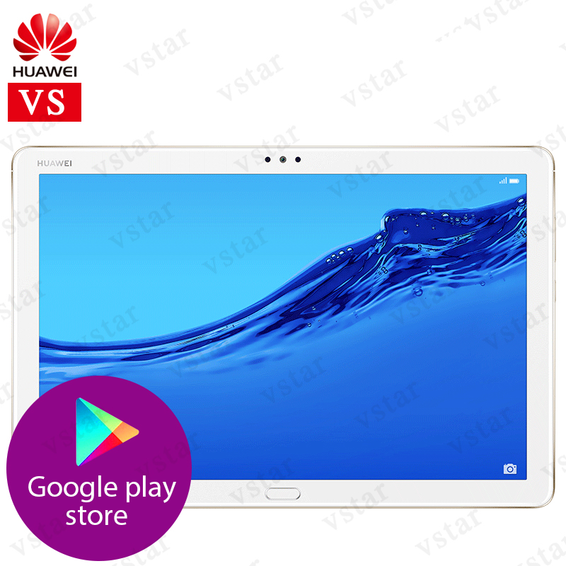 HUAWEI Tablet PC Fingerprint Global Android 8.0 M5 Lite Original Core Octa Kirin 7500mah-Battery title=