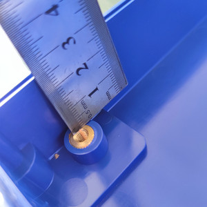 Image 4 - 12V 24V 36V 48V 60V 20Ah/30Ah LiFePo4 LiMn2O4 LiCoO2 batterie boîte de rangement boîtier en plastique pour moto électrique ebike
