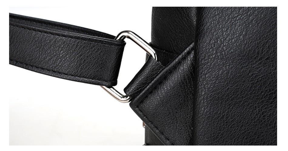 H0dffb88637fb4edda00cd7796b3c5224N Herald Fashion Women's PU Leather Backpack School Bags For Teenage Girls Large Capacity Backpack Laptop Bag Drop Shipping