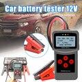 12V тестеры автомобильного аккумулятора диагностический инструмент портативный для автомобиля Автомобильный CLH @ 8