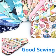 Cloth Thin Reusable Cotton Pads Menstrual Cloth Sanitary Soft Pads Napkin Washable Waterproof Panty Liners Feminine Hygiene Pads