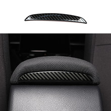Stainless Steel Carbon fiber color Handrail case cover decoration Fit For Toyota Corolla 2019(China)