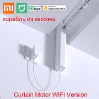 Aqara WIFI Vorhang Motor Automatische Motorisierte Smart Vorhänge Drahtlose Fernbedienung Smart Home Arbeit Mit Elektrische Vorhang Track