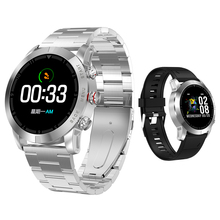 DTNO.I S10 Smartwatch 1.3 Inch IP68 Waterproof Heart Rate Monitor Step Count Smartwatch Compass Sport Watch for Android iOS все цены