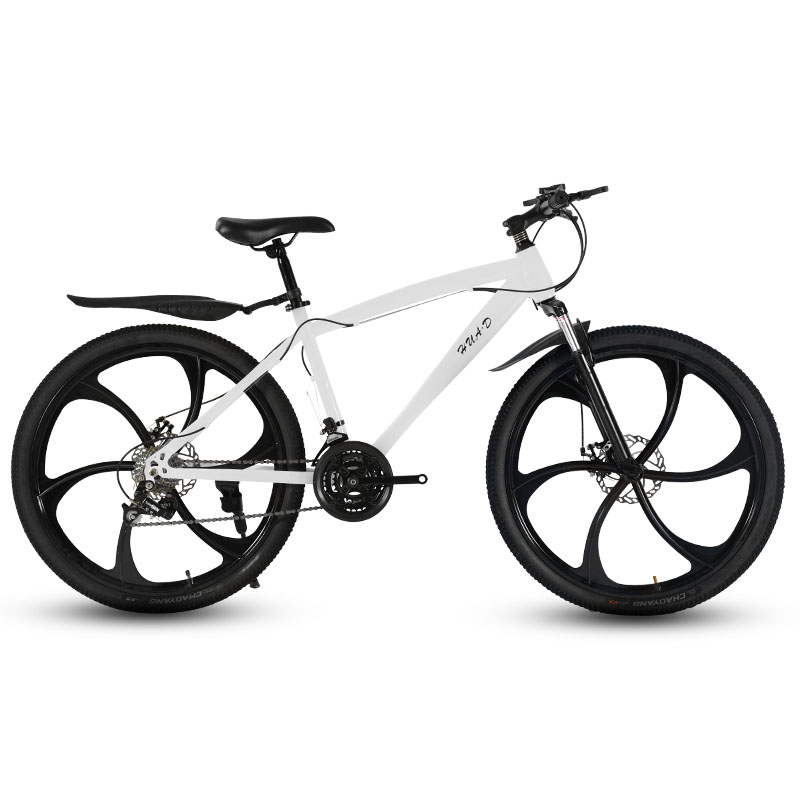 Mountain Bike Bicycle 30 Speed 26 Inch 6 Knife Fat Bike Student Youth Adult Shock Off Road Racing One Wheel