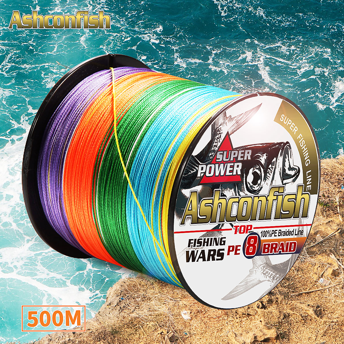Merken Nieuwe super strong Japan multifilament vislijn 300M grote 130 200 250 300LB 8 strengen pe gevlochten draad lijn zee vissen|wire sling|wire hoistwire - AliExpress