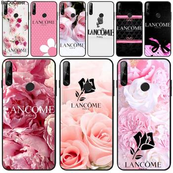 French cosmetics Lancome Coque Shell Phone Case For Huawei Y5 II Y6 II Y5 Y6 Y7Prime Y9 2018 2019 image