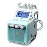 2020 Second generation Newface Hydrafacials Machine Multifunctional Skin Care Equipment 6 In 1 Oxygen Facial Machine