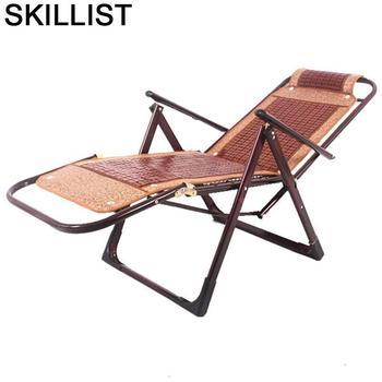 Grifo de bambú Poltrona Divano, salón, Cama Plegable, Sillones reclinables, silla Reclinable