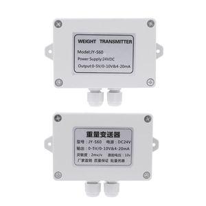 Image 1 - Cellulare Amplificatore DC 12V 24V 4 20mA Pesatura Trasmettitore di carico Sensore di Peso Amplificatore Trasduttore Cella di Carico Whosale & Dropship