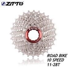 Кассета для шоссейного велосипеда 10 velocidades 11 28 t запчасти