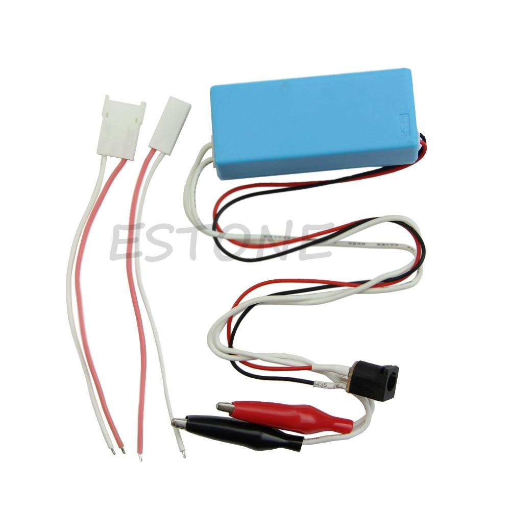 12V  CCFL Lamp Inverter Tester For LCD TV Laptop Screen Backlight Repair Test Battery Testers     - title=