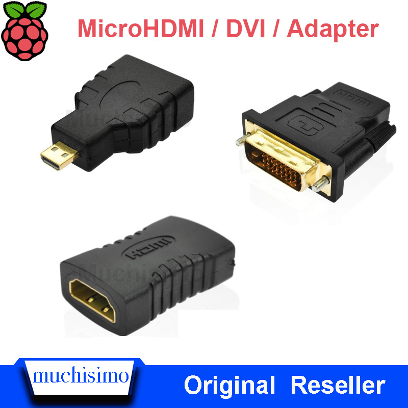 Raspberry Pi Zero Micro HDMI To HDMI Cable Converter DVI Adapter HDMI Mutual Conversion Mini HDMI To HDMI For Raspberry Pi 4B