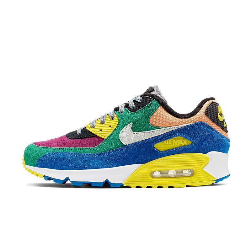 Nike Womens Nike air max Motion 2 Low Top Lace Up Running Sneaker