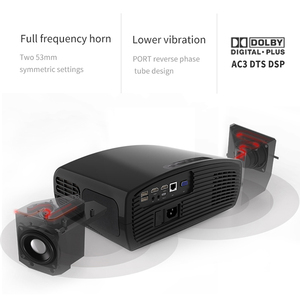 Image 3 - Smartldea Build in Android 9.0 2G + 32G Wifi Projector native 1920x1080P Full HD video game Proyector LED 3D Home cinema Beamer