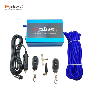 EPLUS Car Exhaust pipe System control Valve Sets Vacuum Controller Device Remote Switch Universal 51 63 76MM - discount item  40% OFF Auto Replacement Parts