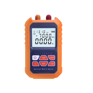 Image 2 - Ftth 3 in 1 handheld Fiber mini Optical Power Meter  70+3 dBm Laser source Visual Fau 5MW 5KM  Network Cable Test