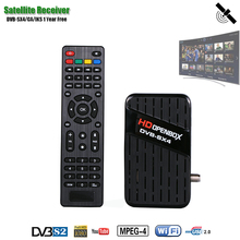 HDOPENBOX Receiver Satellite DVB SX4 Receptor Support CA Satellite TV Receiver Online upgrade For Russia/Ukraine/Europe