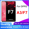 100% Tested Display For OPPO A3 CPH1837 LCD Display Touch Screen Digitizer Assembly For OPPO F7 CPH1819 CPH1821 LCD Screen