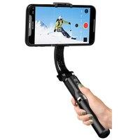 Treppiede Selfie Stick per telefono Action Camera stabilizzatore cardanico con telecomando Bluetooth compatibile Smartphone PTZ portatile