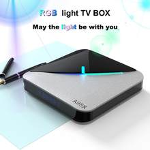 A95X F3 Air 8K Android 9.0 TV BOX Amlogic S905X3 4K Google Voice Assistant wifi 4GB 16GB 32GB 64GB RGB Light TV Box(China)
