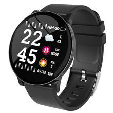 Smart Watch Band Heart Rate Monitor Weather Forecast Fitness Call Reminder Waterproof Bluetooth