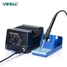 YIHUA 936B PCB Circuit Board Digital Lead Free Soldering Station Free shipping