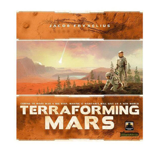 New Board game terraforming Mars Family games 1 5 player Table Card Game
