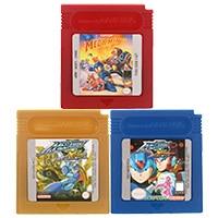 16 Bit Video Game Cartridge Console Card Mega Man Series English Language Version For Nintendo GBC 1