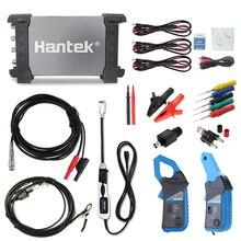 Hantek 6254BE Automotive Digital Diagnostic Oscilloscoop Usb Pc 1gsa/S 250Mhz 4CH Oscilloscoop, uitgerust Met HT25COP/CC65/CC650