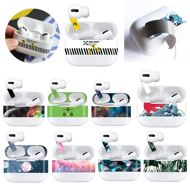 Camouflage Color Dust Guard for AirPods Pro 6