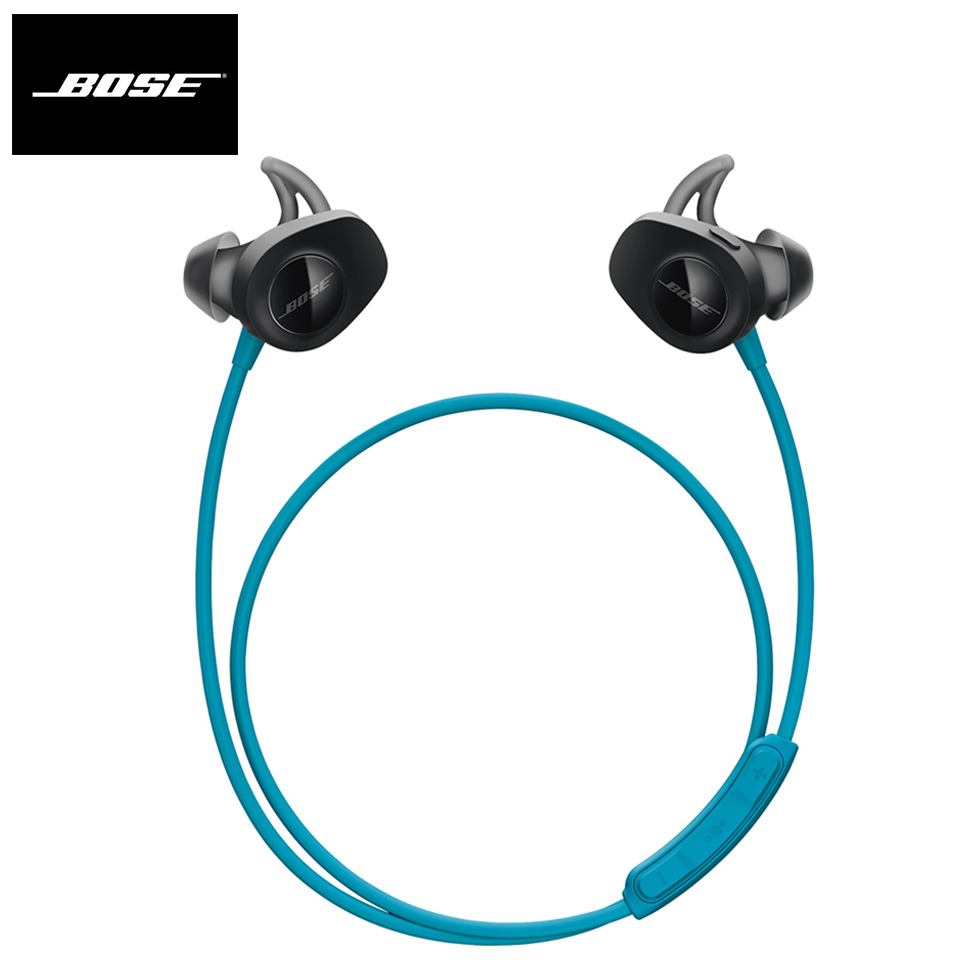 Bose SoundSport Wireless Bluetooth Earphones Sports Earbuds Waterproof Headphones Sweatproof Headset with Mic for iPhone Android