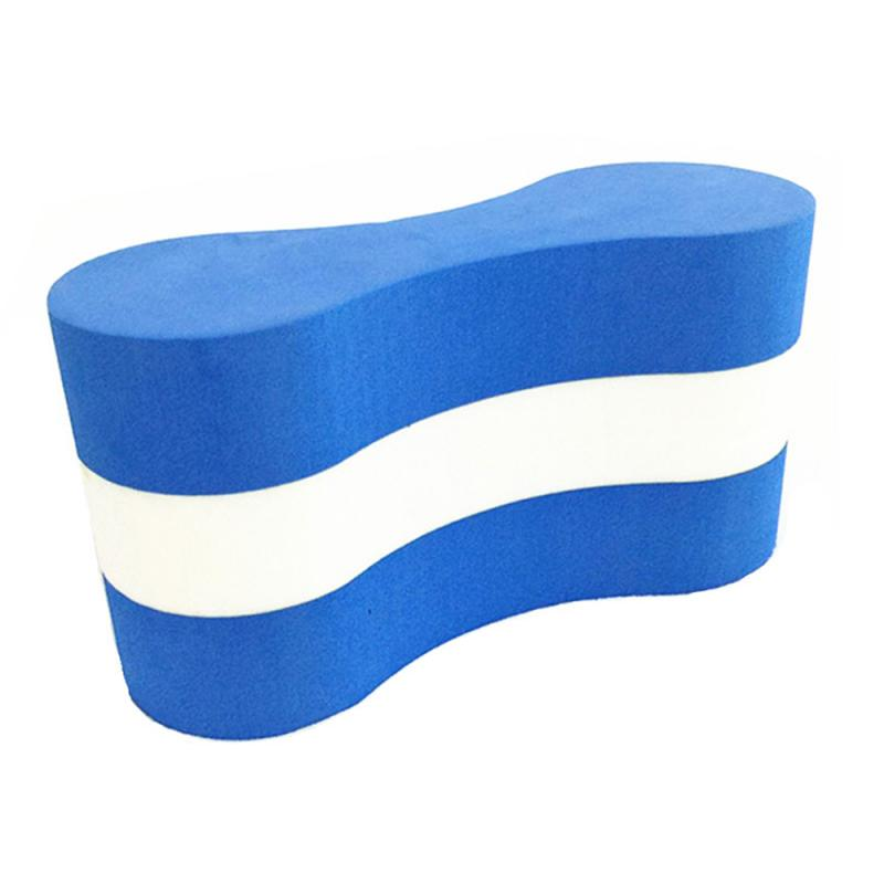 Summer Waterproof Foam Pull Buoy Float Kickboard Kids Adults Pool Swimming Safety Training Aid Anti-vibration EVA Clip Leg Board