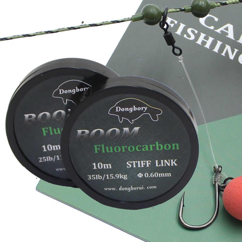 chod rigs x20m carp fishing 20lb 25lb carp rigs Chod Link stiff filament