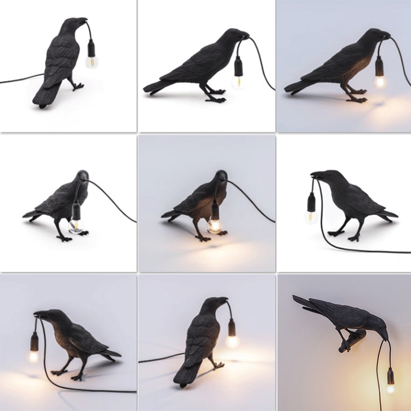 lâmpada de mesa casa arte do teto luminárias usb alimentado d30